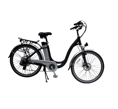 6 gear transmission lithium electric bicycle