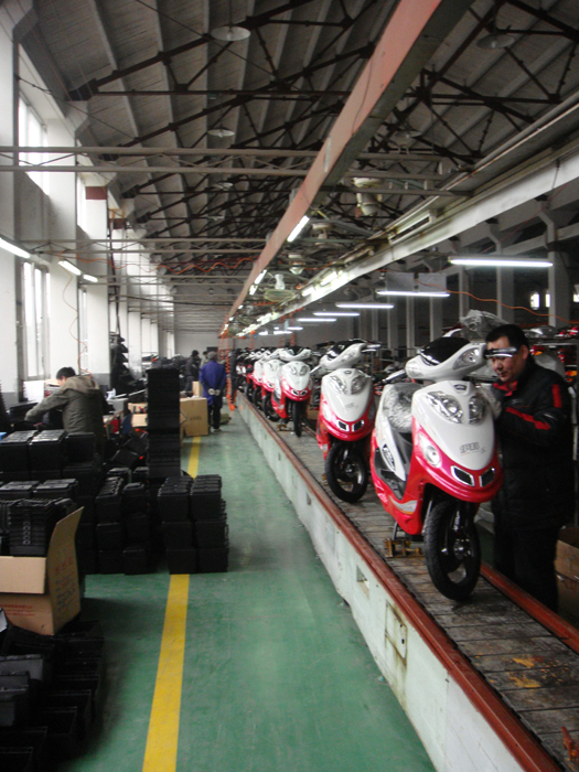 electric scooter,electric bicyles,electric mopeds assembling line