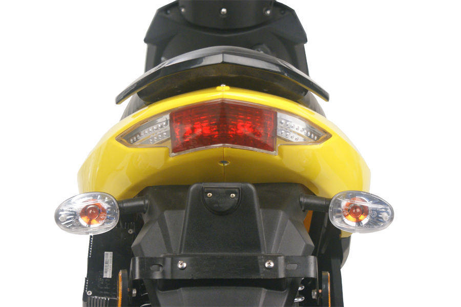 electric moped EVS-BJ taillight