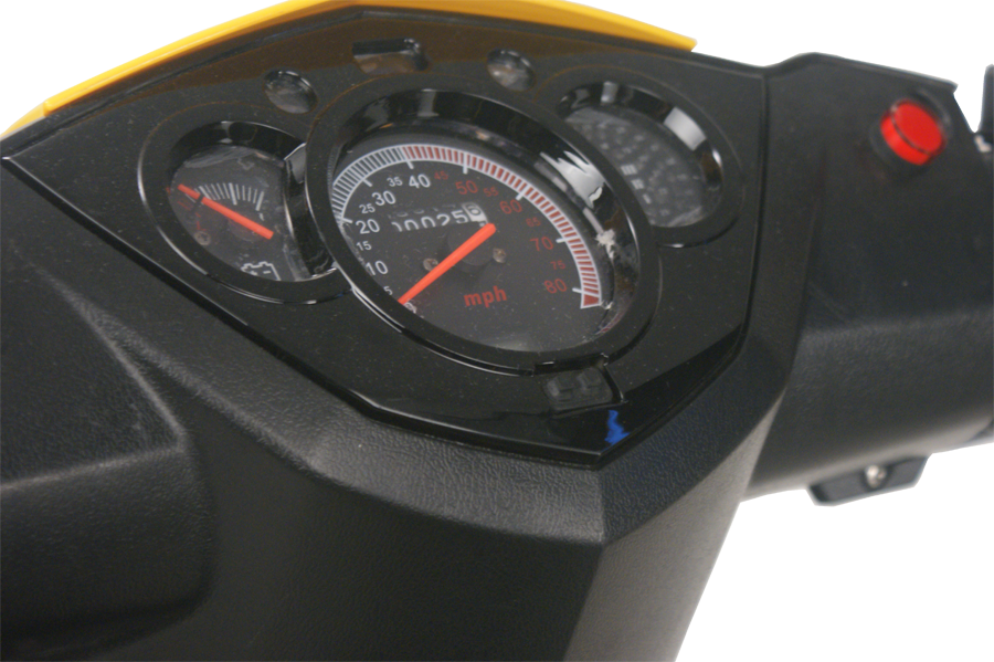 electric moped EVS-BJ Speedometer