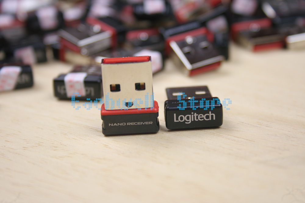 how to connect new keyboard to logitech unifying receiver